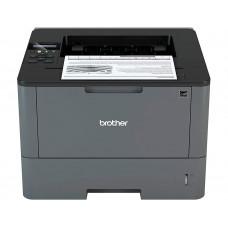 HL-L5100DN Impresora láser monocromo para uso profesional, impresión por ambas caras y tarjeta de red por cable.