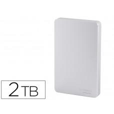 "DISCO DURO Q-CONNECT 2,5"" EXTERNO 2TB USB 3.0 SATA"