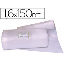 PLASTICO BURBUJA LIDERPAPEL 1.60X150M