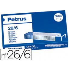 GRAPAS PETRUS Nº 26/6 -CAJA DE 5000