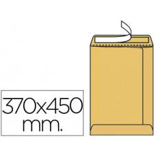 SOBRE K-36 BOLSA KRAFT 370 X 450 MM -CAJA 100