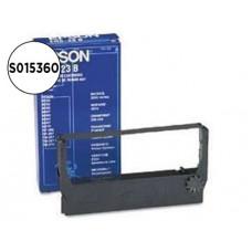Cinta impresora Epson C43S015360 Original  Negro   ERC23B