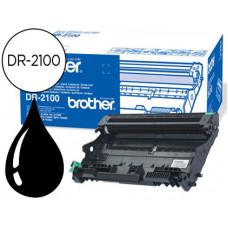 Tambor o Unidad de Imagen Brother DR2100 Original   12000 Pag