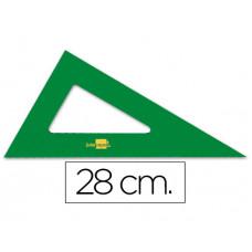 CARTABON LIDERPAPEL 28 CM ACRILICO VERDE