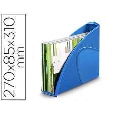 REVISTERO CEP PLASTICO USO VERTICAL / HORIZONTAL AZUL 85X270X310 MM