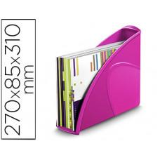 REVISTERO CEP PLASTICO USO VERTICAL / HORIZONTAL ROSA 85X270X310 MM