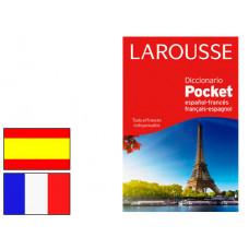 DICCIONARIO LAROUSSE POCKET FRANCES - ESPAÑOL / ESPAÑOL - FRANCES