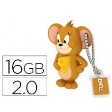 MEMORIA USB EMTEC FLASH 16 GB 2.0 JERRY
