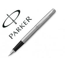PLUMA PARKER JOTTER ACERO CT PLUMIN F