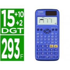 CALCULADORA CASIO FX-85SPX II CLASSWIZ CIENTIFICA 293 FUNCIONES 9 MEMORIAS 15+10+2 DIGITOS 16 MB FLASH ROM CON