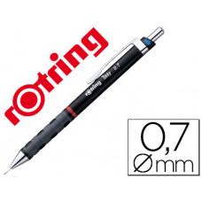 PORTAMINAS ROTRING TIKKY 0,7 MM NEGRO