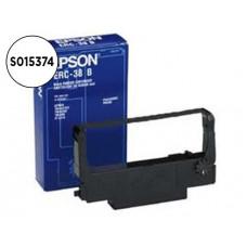 Cinta impresora Epson C43S015374 Original  Negro   ERC38