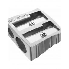 Sacapuntas Keyroad metal dos usos Safta  (Ref. KR971684)