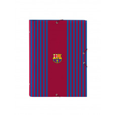 Carpeta Clasificadora Safta 12 departamentos  F.C. Barcelona 1 Equipación 21/22 260x335 mm (512129069)